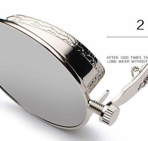 Burrgon Silver Mirror 14 LN_1160