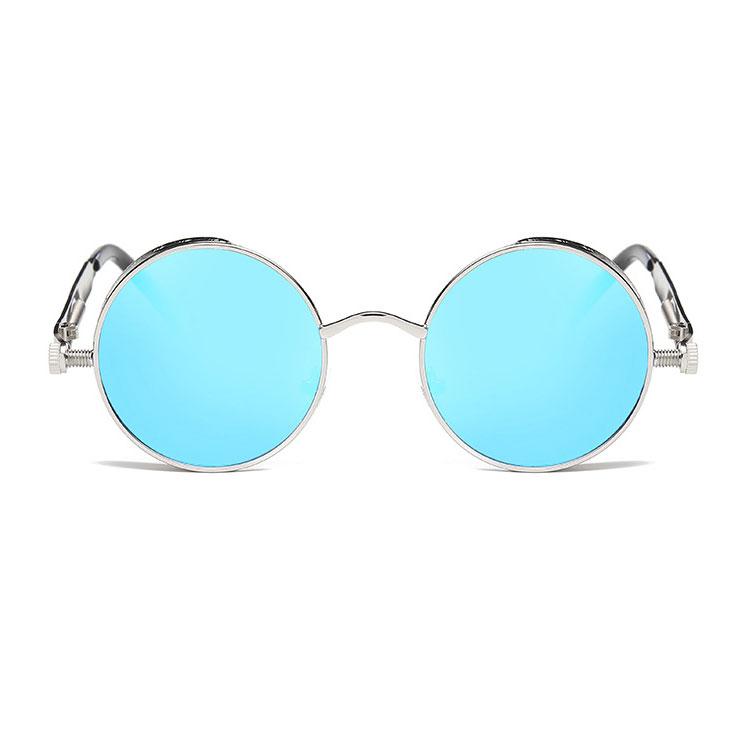 Burrgon Blue Mirror