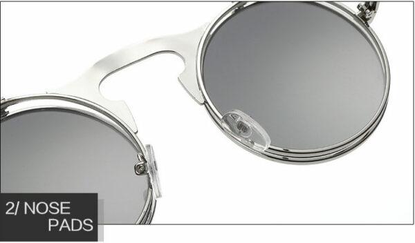 Explora Flip Silver Mirror 5 LN_1115