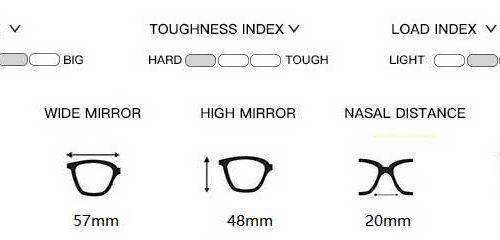 Calibar Black Eyeglasses 10 LN_1103
