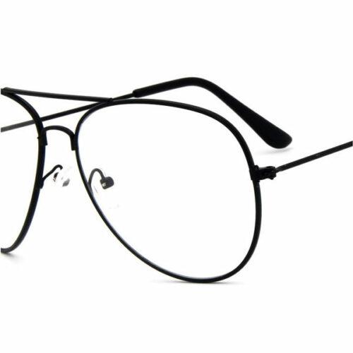 Calibar Black Eyeglasses 11 LN_1103