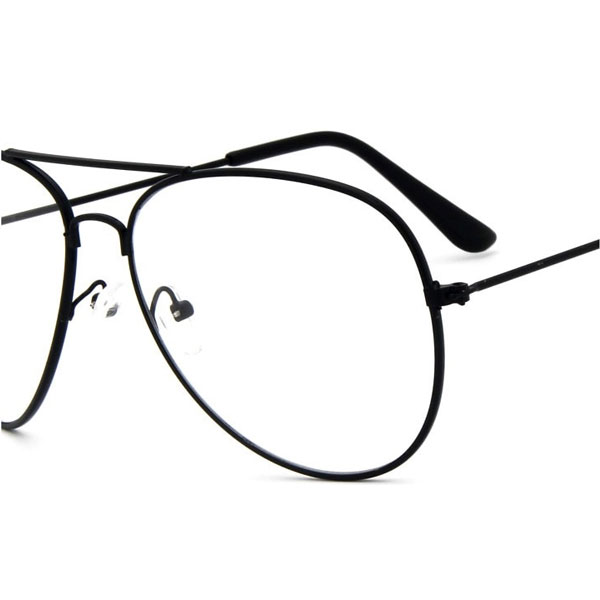 Calibar Black Eyeglasses 5 LN_1103