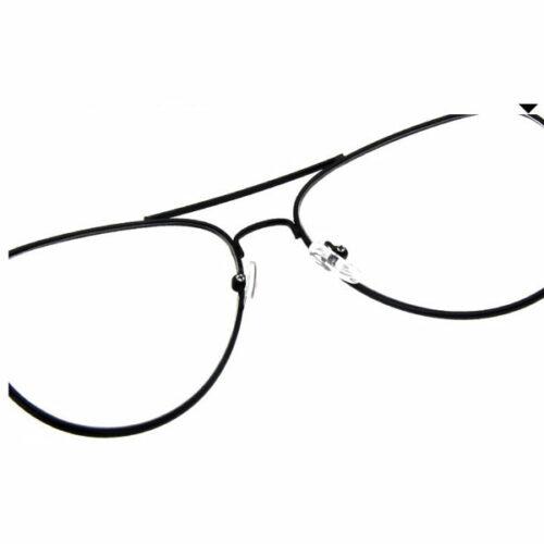 Calibar Black Eyeglasses 13 LN_1103
