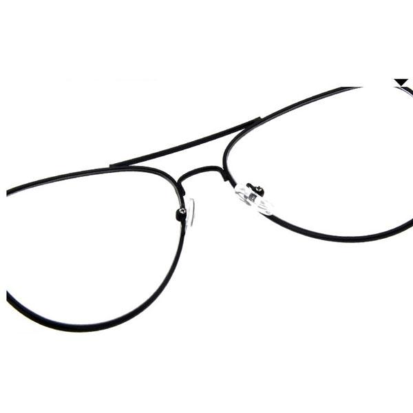 Calibar Black Eyeglasses 7 LN_1103