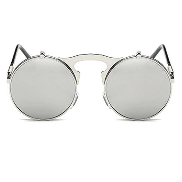 Explora Flip Silver Mirror