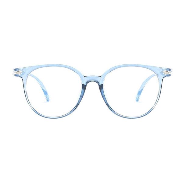 Oyefinn Transparent Blue