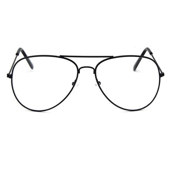 Calibar Black Eyeglasses