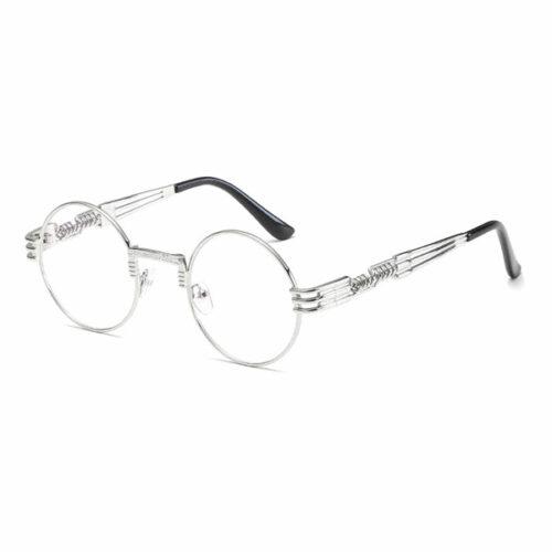 Buford Silver Eyeglass 3 LN_1152