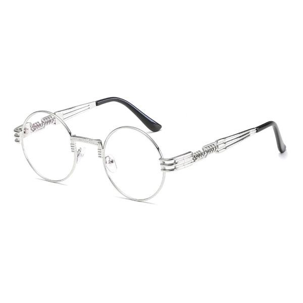 Buford Silver Eyeglass 2 LN_1152