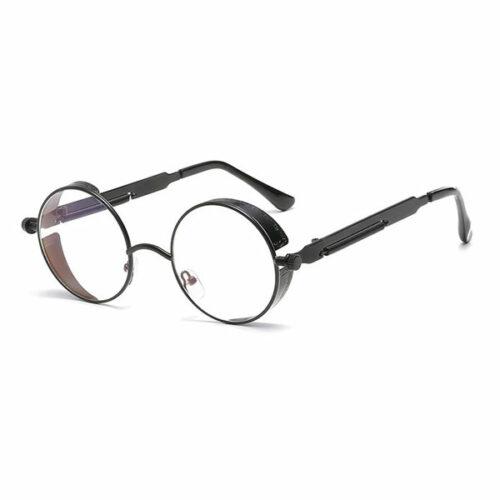 Burrgon Black Eyeglass 3 LN_1154