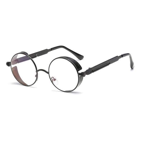 Burrgon Black Eyeglass 2 LN_1154