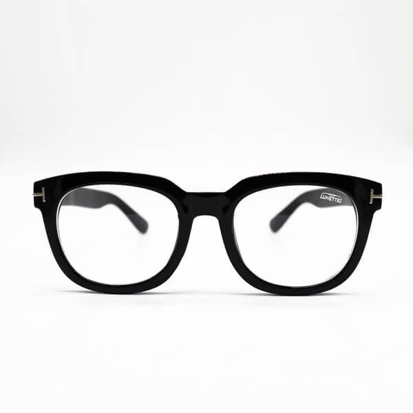 Cole Black Eyeglasses