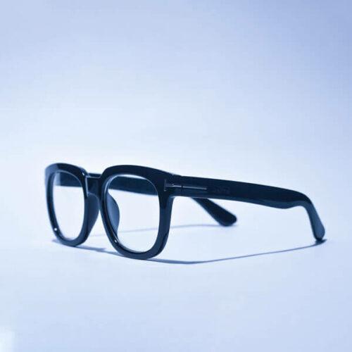 Cole Black Eyeglasses (ANTI-BLUE) 13 LN_1191-AB
