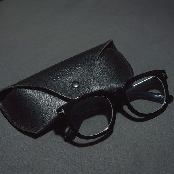Cole Black Eyeglasses (ANTI-BLUE) 4 LN_1191-AB