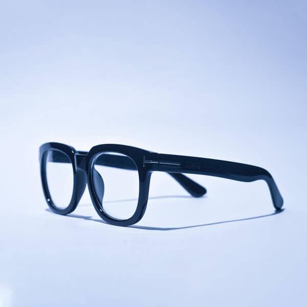 Cole Black Eyeglasses (ANTI-BLUE) 6 LN_1191-AB