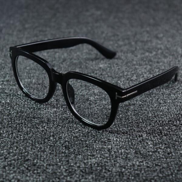 Cole Black Eyeglasses (ANTI-BLUE) 2 LN_1191-AB