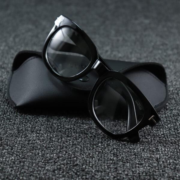 Cole Black Eyeglasses (ANTI-BLUE) 3 LN_1191-AB