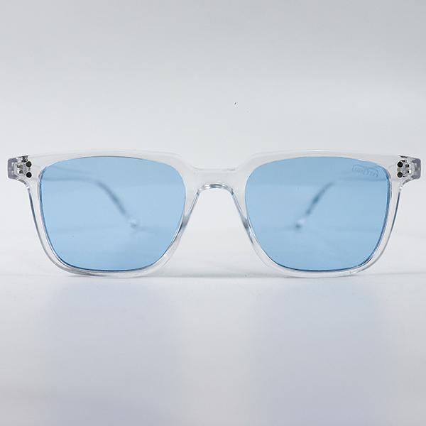 PATTINSON TRANSPARENT BLUE