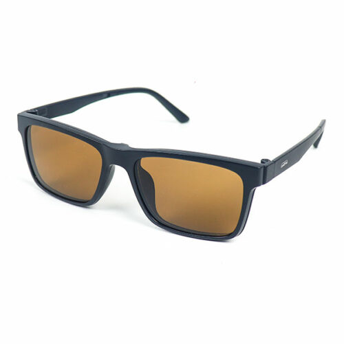 5 IN 1 RECTANGULAR MAGNETIC CLIP-ON SUNGLASS 12 LN_1619