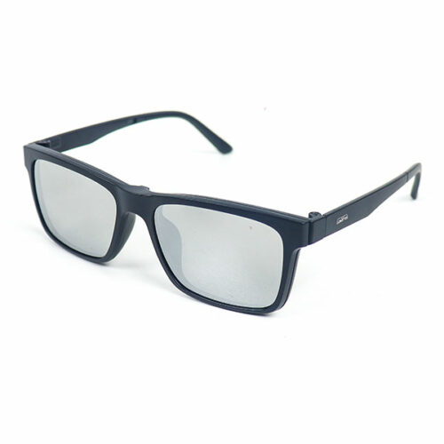 5 IN 1 RECTANGULAR MAGNETIC CLIP-ON SUNGLASS 10 LN_1619