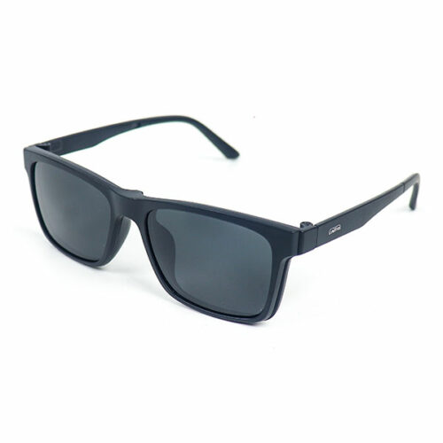 5 IN 1 RECTANGULAR MAGNETIC CLIP-ON SUNGLASS 8 LN_1619